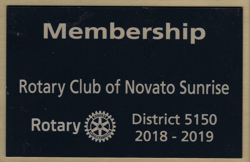 Rotary Club of Novato Sunrise
